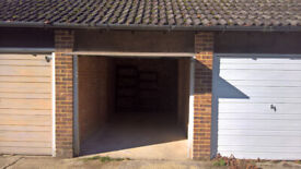 Dry lockup garage for long term rent in Goldsworth Park GU21