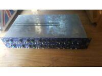 2 x TL Audio indigo mic pre amps