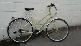 "Ridgeback Meteor - Ladies Hybrid - Hardly Used - 19"" RRP £430"