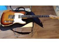 ESP LTD TE-202 Tele style guitar