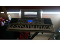 Casio ctk-591 with stand