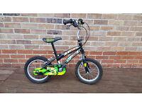 """Ben 10 14"""" Boy's Bike"""