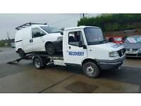 2003 LDV Recovery Truck 2.4TD