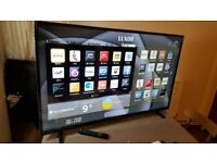 BRAND NEW LUXOR 55-inch Smart 4K LED TV,built in Wifi,Freeview PLAY ,Netflix, Fully Working