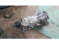 Gear box for Ford Transit, 2.4l, 2006-2012, 6 speed.