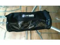 Luggage expandable bag