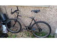 Peugeot Bike with lock