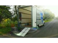 Fletcher Removals and Light Haulage. Coventry professional man and van services with great rates