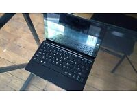 Linx 10 Windows 10 Tablet with keyboard