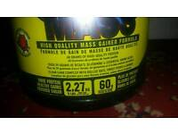 Mammoth 3100 mass protein brand new