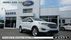 2016 Ford Edge *NEW* *0% 48 MONTHS* SEL FWD *201A* 2.0L I4 ECO