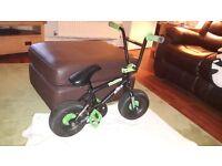 Mini Main Rocker2 BMX bike.