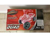 Childs Pink Battery Operated Quad (Brand New in Box Never Assembled) x 2
