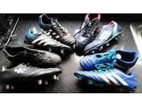 football or rugby boots