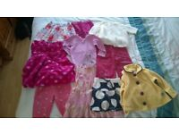 baby girls clothes 12- 24 months, bundle.