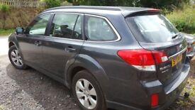 Subaru Outback SE Boxer 6 speed manual Diesel Estate
