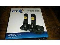 bnib BT double home phone