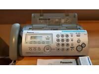 Fax/Telephone machine