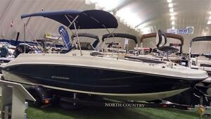 2017 stingray boat co 192 SC DECK BOAT - ALL IN PRICING, NO EXTR