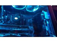 Gaming / Productivity PC Ryzen 7, 16Gb RAM, 250gb SSD