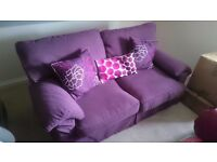 great condition sofa bed and cushions