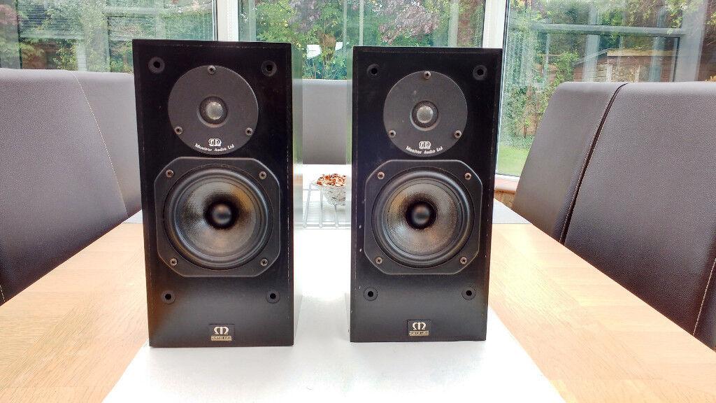 Monitor Audio 7 loudspeakers