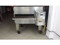 """LINCOLN GAS OVEN """"32"""" BELT PIZZA OVEN TAKEAWAY PIZZA SHOP"""
