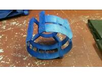 Outboard boat propeller guard