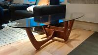 vintage table pour salon