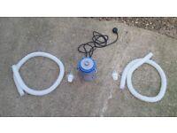 Filter Pump for Bestway Fast Set Pool