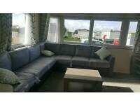 Stunning brand new caravan for sale at Camber Sands.