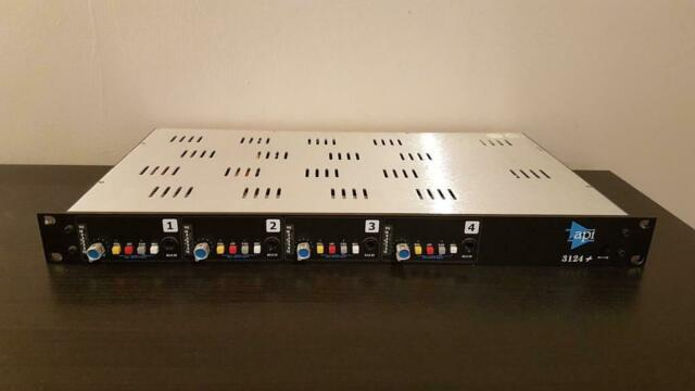 API 3124+ 4 channel mic pre | in Eastbourne, East Sussex | Gumtree