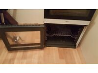 Amica double oven. Very good condition.
