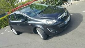 Vauxhall Corsa 1.2 5 Door Heated seats and A/C