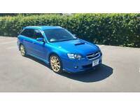 Subaru Legacy WR Ltd Spec B Wagon (2004) MANUAL. 66k
