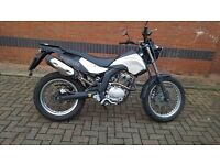 DERBI CROSS CITY 2015 MODEL FIRST OWNER FROM NEW, IMMACULATE BIKE ALSO HAS A PRIVATE REG