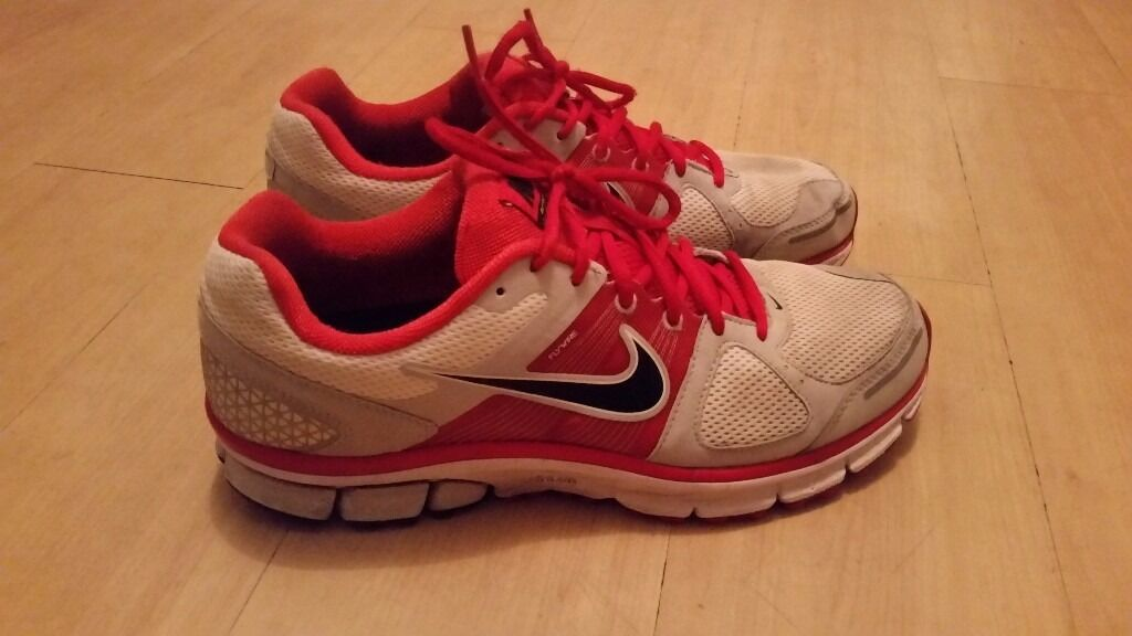 Nike running shoesin Norwich, NorfolkGumtree - Nike running shoes pegasus 28 Very light and comfortable with a few marks. Still have plenty of wear in them but have a new pair size 11 UK 12 us 46 eu