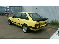 Ford escort xr3 1 yrs mot p/x