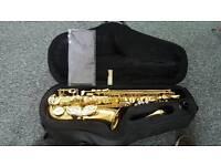 Alto saxophone Trevor James alto classic ii