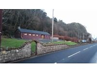 Picturesque outdoor centre available for purchase/rent in woodland grounds on Causeway Coastal Route