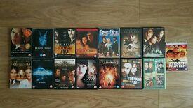 Bundle of DVD's
