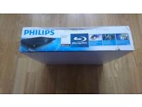 Philips Blu-ray player. Never used