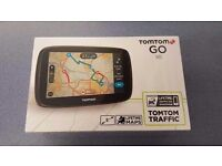 TOMTOM GO 5100 BRAND NEW SEALED WITH WARRANTY AND RECIEPT