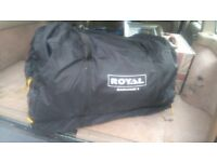 Royal Garonne 6 camping tent for 6 people in good condition