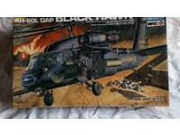 Academy model helicopter