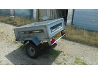 Small trailer