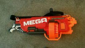 Nerf mega gun
