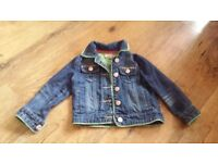 Girl denim jacket 2-3