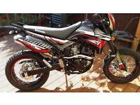 LEXMOTO Adrenaline 125cc