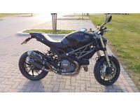Ducati Monster 1100evo ABS